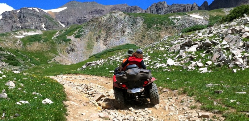 Colorado ATVing