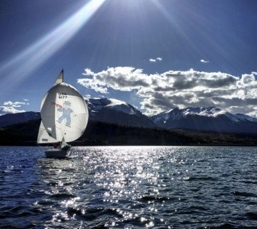 lake dillon boat