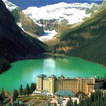 Lake Louise Fairmont