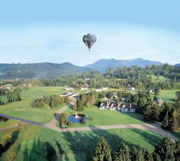 stowe hot air baloon