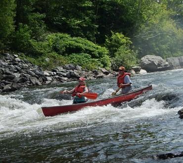 stowe lamoil river 1
